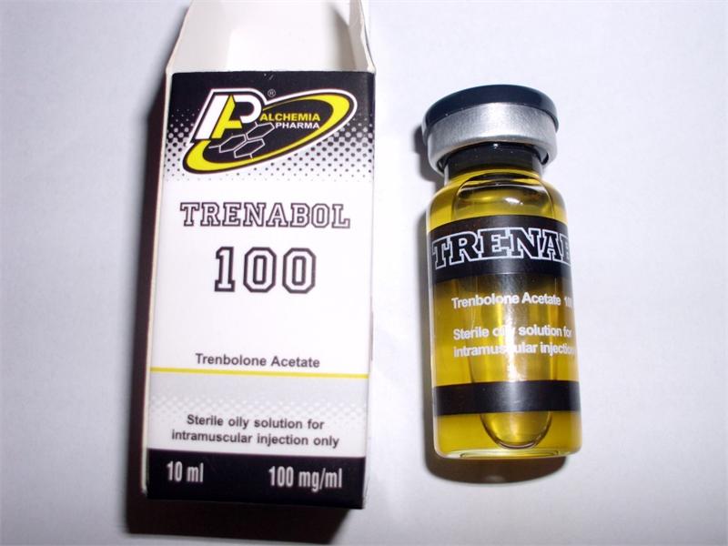 alchemia pharma trenabol 100 cena